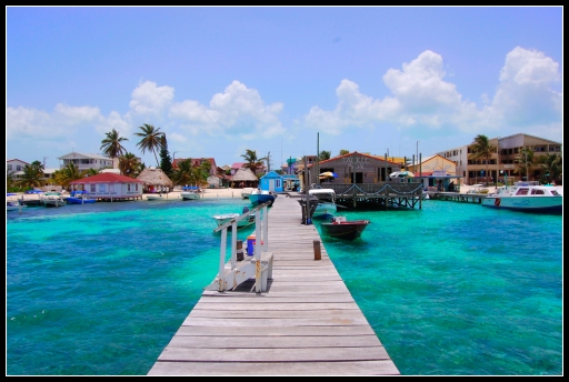 Retirement location-Ambergris Caye