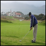 Retirement and Golf-Royal County Down