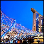Retirement and Casinos-Marina Bay Sands