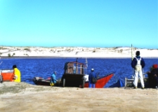 Retirement in Uruguay, Fishermen