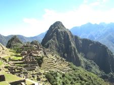 Retire in Peru, Machu Picchu