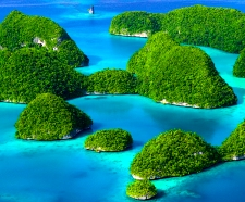 Retire Vacation in the Palau Islands