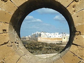 Retire in Essaouira, Morocco