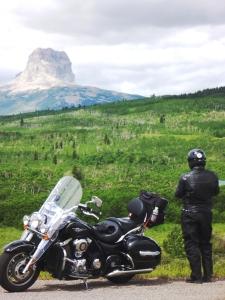 Retirement hobbies, motorcycling