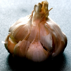 Retirement healthy eating garlic