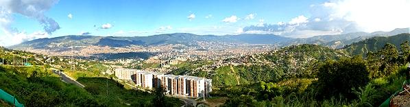 Retire in Medellin Colombia