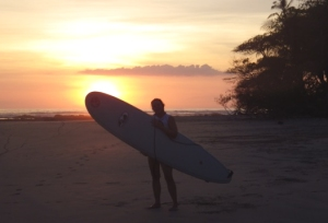 Retire and surf in Costa Rica