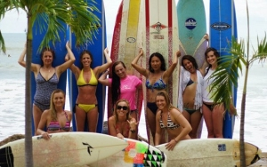 Retire and surf in Nicaragua