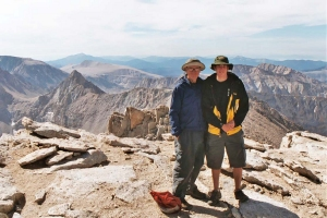 Retirement and hiking