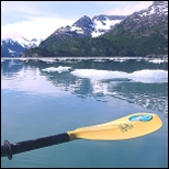Retirement kayaking in Alaska
