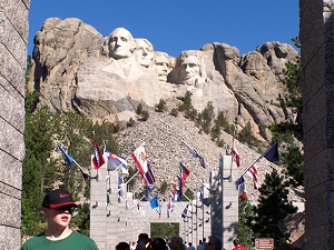 Retirement RVing Mt. Rushmore