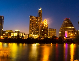 Retire in Austin, Texas