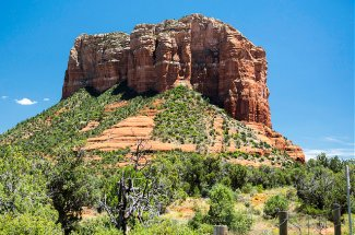 Retire visit Sedona, Arizona