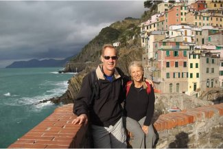 Travel retire in Italy