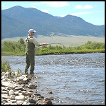 Retirement and Fishing-The Blackfoot River