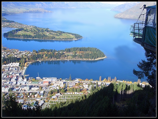 Retirement location-Queenstown