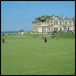 Retirement and Golf-Old Course St Andrews