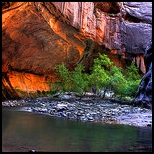Retirement and Hiking-Zion Narrows
