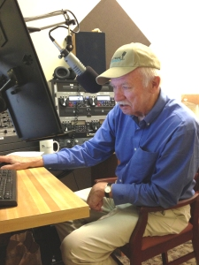 Retirement hobbies, radio broadcasting
