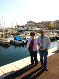 Retire in Cannes, France