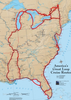Retirement and boating the Great Loop