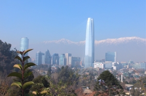 Retire in Chile