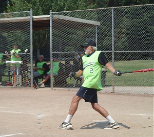 Retirement and Softball