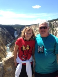 retirement travel, Yellowstone Park