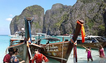 Retire in/vacation in Thailand