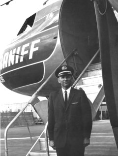 Pilot for Braniff Airlines